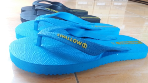 Grosir sandal jepit Swallow Rinjani